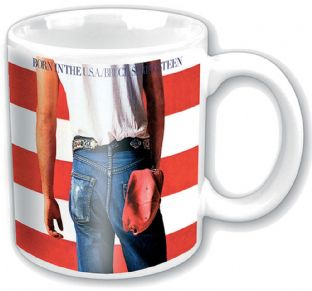 Bruce Springsteen - Born In The USA - MUG (11oz) (Brand New In Box)